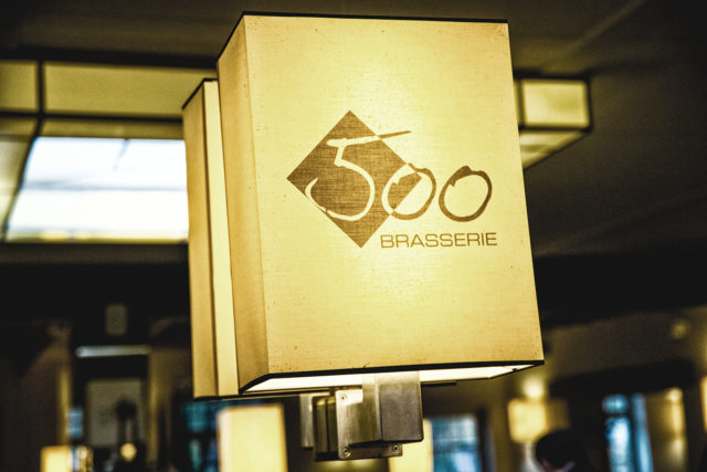 Contact - Grand Café 500
